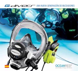 G.divers - Ocean Reef