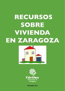PRUEBA enlaces-VIVIENDA.indd - Cáritas Diocesana de Zaragoza