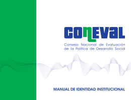 MANUAL DE IDENTIDAD INSTITUCIONAL