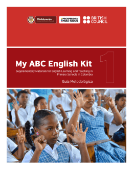 My ABC English Kit