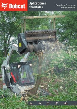Aplicaciones forestales