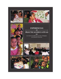 Portada Definitiva Experiencias de Prácticas Educativas.cdr
