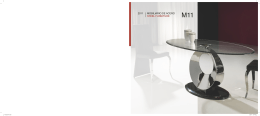 MOBILIARIO DE ACERO STEEL FURNITURE 2011