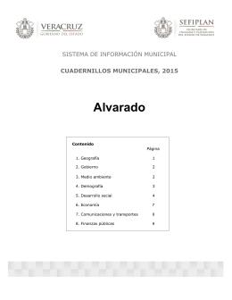 Alvarado - Gobierno del Estado de Veracruz