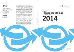 procesos de paz - Escola de Cultura de Pau