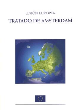 Texto completo del Tratado de Amsterdam