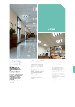 Joya fittings are manufactured in 99,98% pure aluminium with a