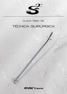 TÉCNICA QUIRÚRGICA - Stryker do Brasil