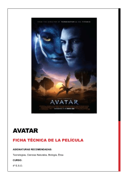 AVATAR - Educastur Blog