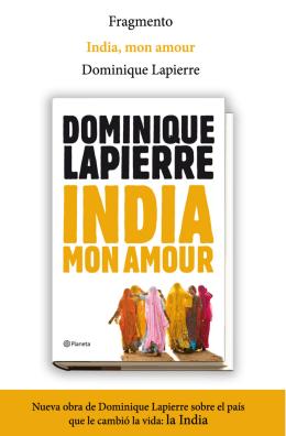India, mon amour - Dominique Lapierre