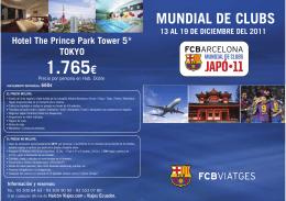 1.765€ - FC Barcelona