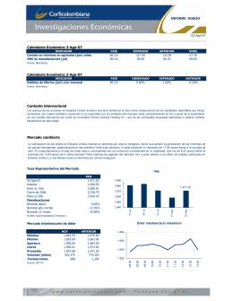 Plantilla Informe Diario