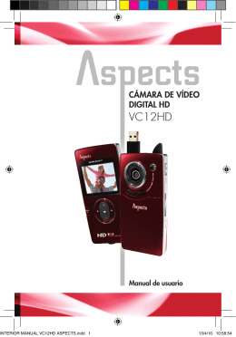 manual vc12hd aspects af
