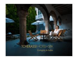 Bienvenido. - Invierta en Tcherassi Hotel