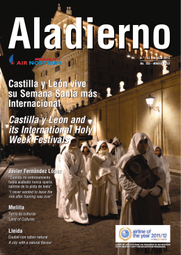 Castilla y Leon and its International Holy Week