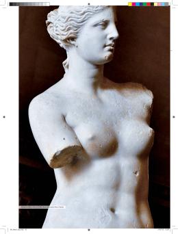 66 / 2013 Afrodita de Milos o Venus de Milo. Museo del Louvre