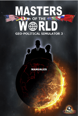Manual de usuario - Masters Of The World