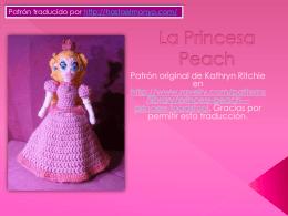 La Princesa Peach