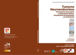 Tumores Neuroendocrinos - Centro Nacional de Investigaciones