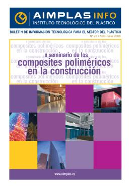 composites poliméricos en la construcción