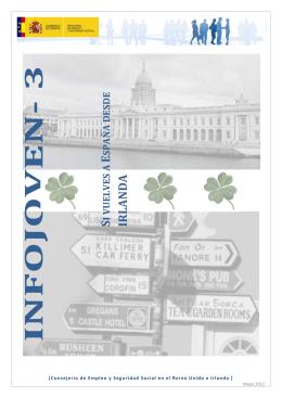 INFOJOVEN - Retorno a España desde Irlanda