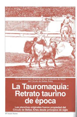64 Anuario Taurino - Asociación de la Prensa de Madrid