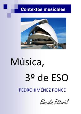 PEDRO JIMÉNEZ PONCE Contextos musicales - E