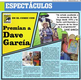 Dave García - TownNews.com