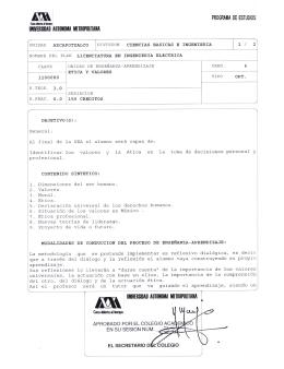UNIVERSIDAD AUTONOMA PERMUTARA MEMA° AUTONOMA
