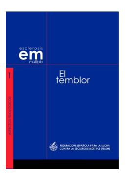 TEMBLOR Y EM - Esclerosis Múltiple España