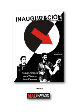 Dossier de INAUGURACIÓN en PDF