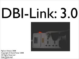 DBI Link