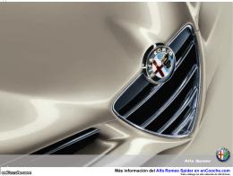 Catálogo del Alfa Romeo Spider