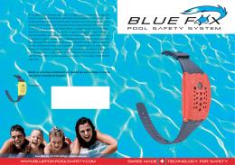 Su distribuidor: BlueFox es un sistema revolucionario de seguridad