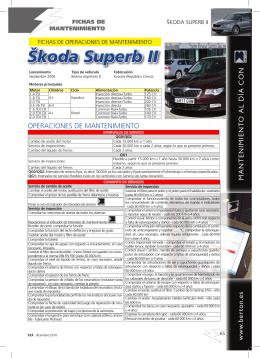 fichas de mantenimiento - Oferta Cursos Mecanica Automovil y Moto