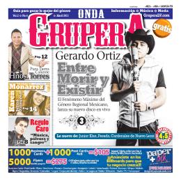 GRUPERA 04-01-11 GRU GRU_Cover_040111