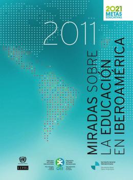 """""""Miradas sobre la Educación en Iberoamérica""""."""