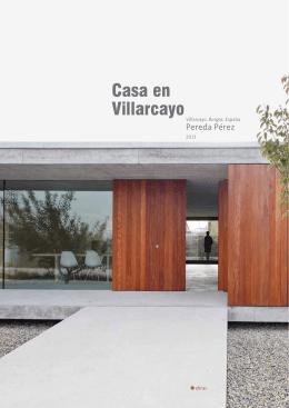 Casa en Villarcayo