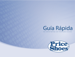 Guía Rápida - Price Shoes