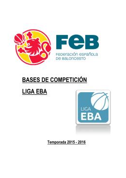 Liga Española de Baloncesto - Federación Española de Baloncesto