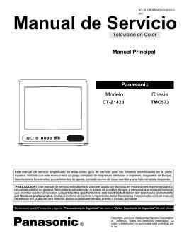 Manual de Servicio - Planetatecnico.com