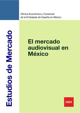 MÉXICO Mercado Audiovisual