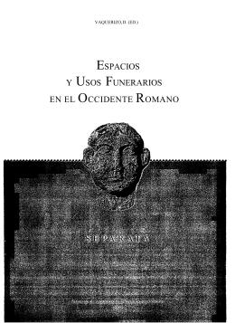 Aspectos legales del mundo funerario romano