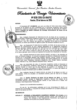 geeschuismA - Universidad Nacional José Faustino Sánchez Carrión