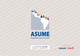 4º INFORME ASUME - Instituto Embratel