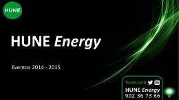 Presentación HUNE Energy