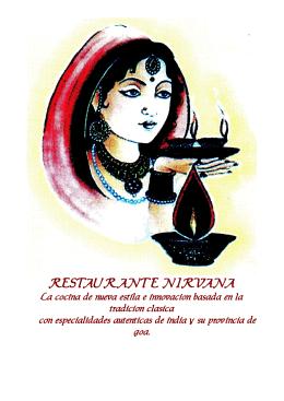 RESTAURANTE NIRVANA - nirvanarestaurante.com