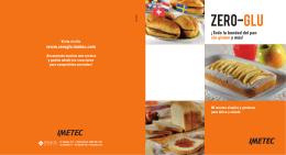 ¡Todo la bondad del pan sin gluten y más! www - Imetec Zero-Glu