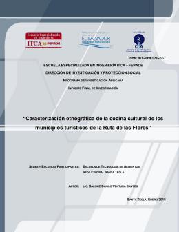 03 Caracterización etnográfica de la cocina cultural