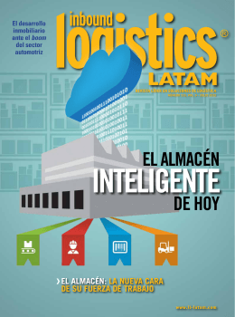 EL ALMACÉN DE HOY - Inbound Logistic Latam